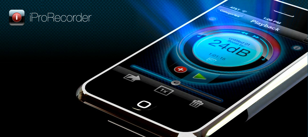 iProRecorder App
