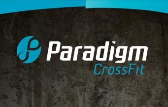 Paradigm CrossFit Branding