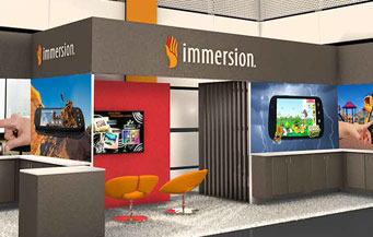 Immersion Tradeshow Booth Panels